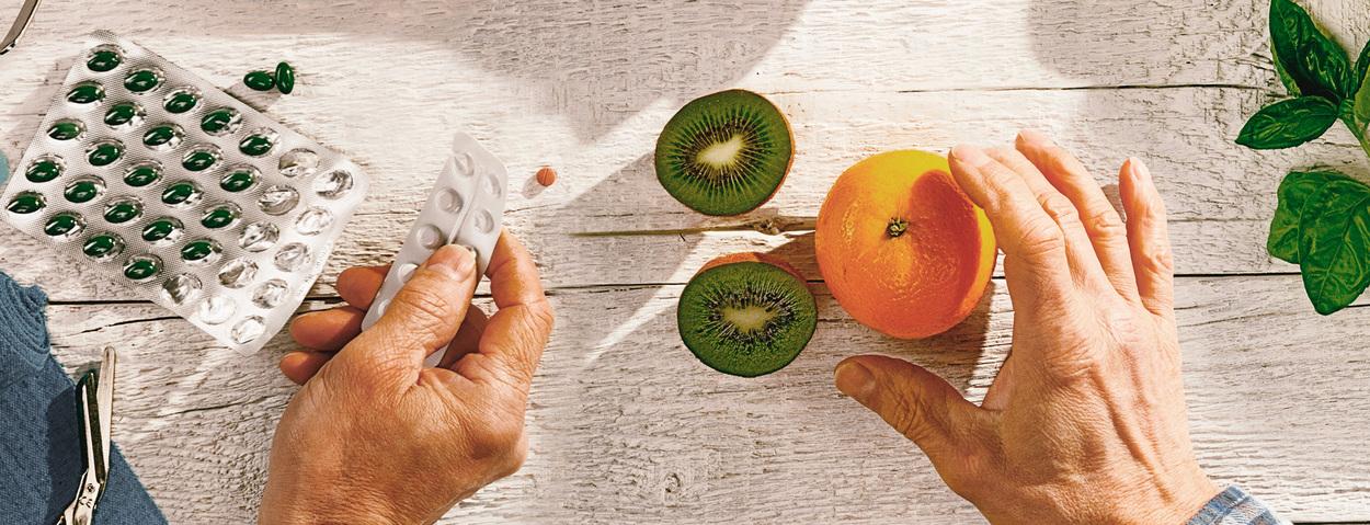Seminare zu Lebensmitteln & NEM
